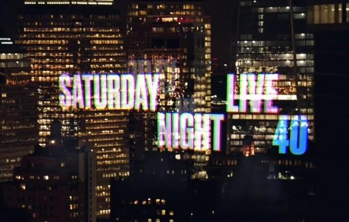 Il Saturday Night Live, trasmesso dalla americana Nbc, ha festeggiato la 40esima stagione