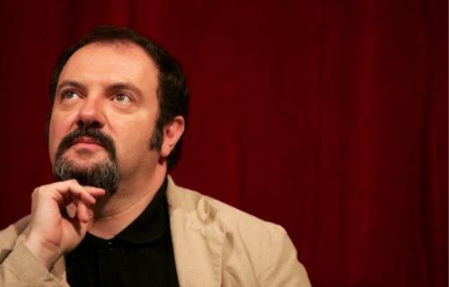 """Carlo Lucarelli, 54 anni. Il suo ultimo romanzo è """"Albergo Italia"""" (Einaudi, 2014)"""