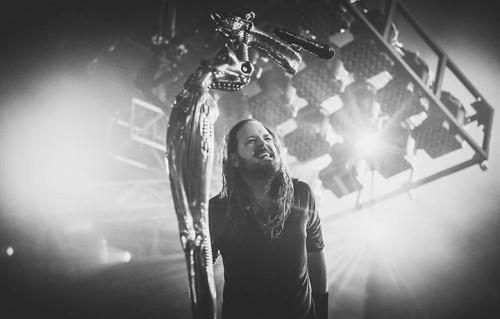 Korn in concerto all'Alcatraz a Milano