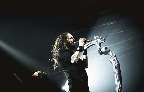 I Korn all'Atlantico di Roma