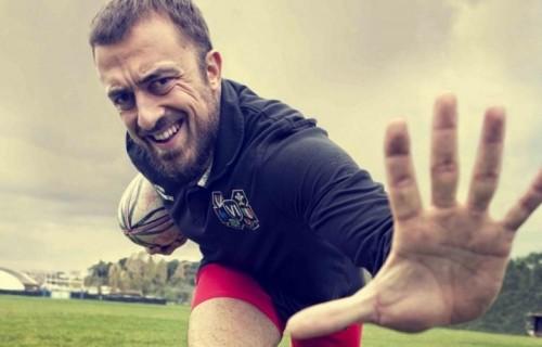 Chef Rubio, ovvero Gabriele Rubini, ha 31 anni ed è un ex giocatore di rugby