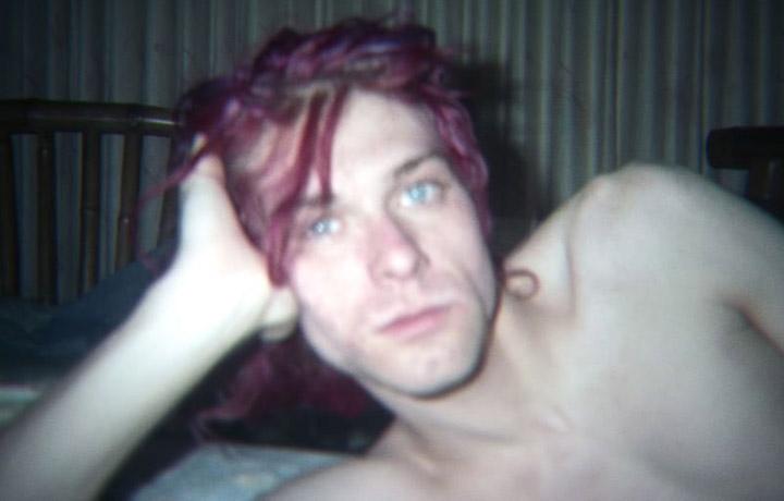 """Una immagine finora inedita di Kurt Cobain (1967-1994), pubblicata in vista dell'uscita di """"Montage of Heck"""""""