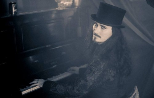 Tuomas Holopainen, polistrumentista e mente dei Nightwish