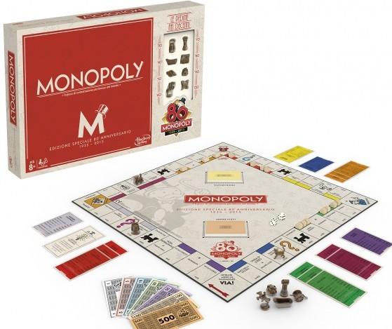 il monopoly festeggia 80 anni con un edizione speciale