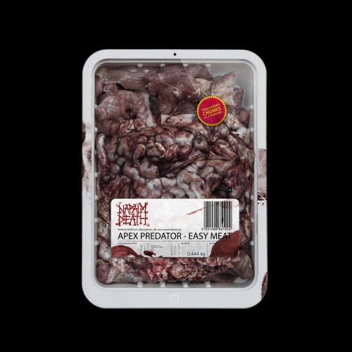 Apex Predator –  Easy Meat - Napalm Death