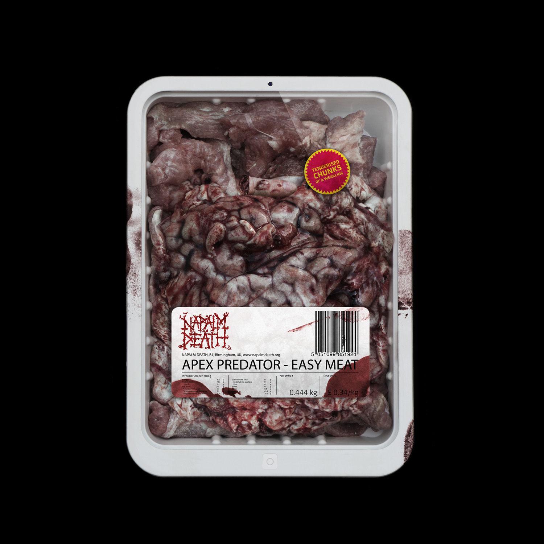 Apex Predator –  Easy Meat - Napalm Death