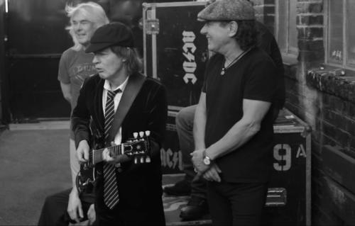 """Rock the Blues Away"""" il nuovo video degli AC/DC"""