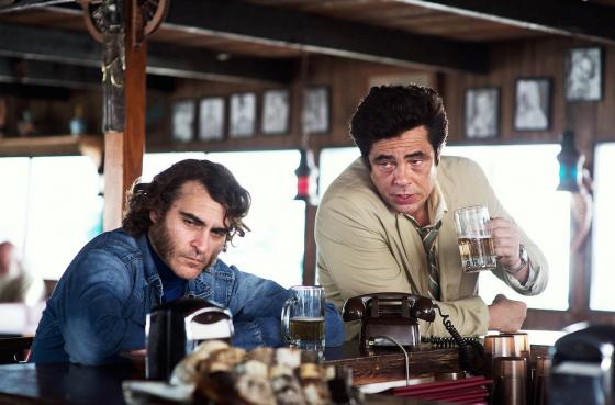 Joaquin Phoenix e Benicio Del Toro