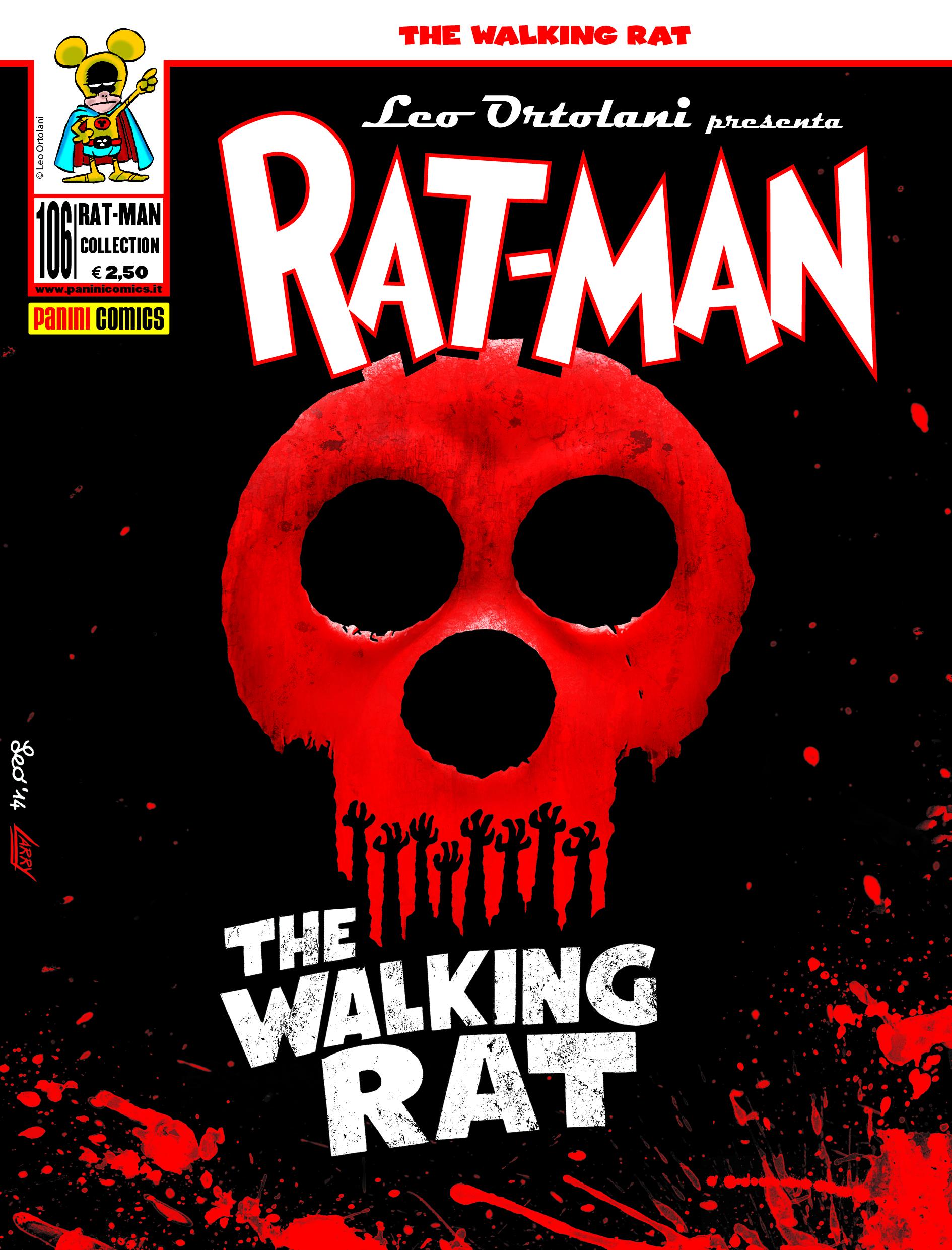 The Walking Rat - Leo Ortolani