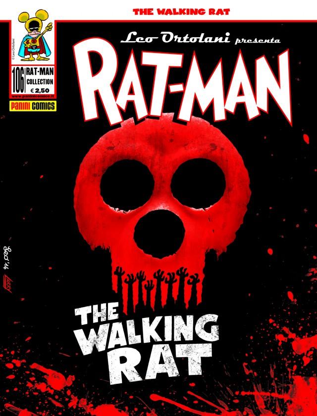 Clicca sull'immagine per leggere la nostra recensione di The Walking Rat