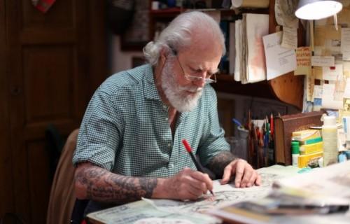 Gian Maurizio Fercioni è nato a Milano nel 1946