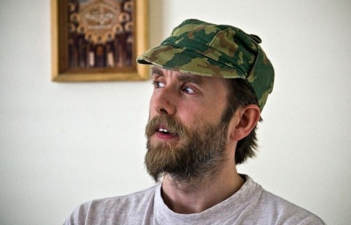 Varg Vikernes: cantante e polistrumentista norvegese, fondatore ed unico membro del progetto musicale black metal Burzum