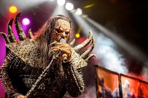 """Le foto del """"mostruoso"""" concerto dei Lordi a Milano"""