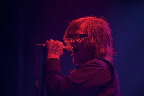 Le foto di Mark Lanegan e la sua band in concerto all'Alcatraz