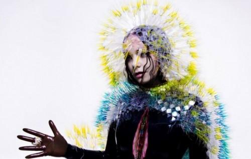 La copertina di Vulnicura, l'ultimo album di Björk. Foto: Facebook
