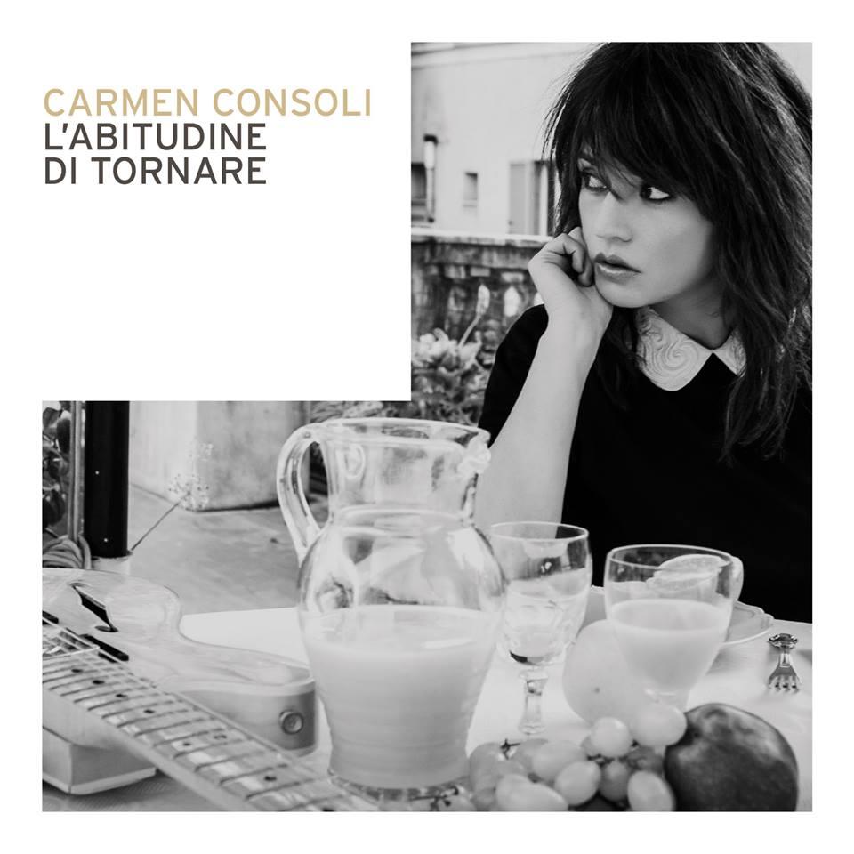 L'abitudine di tornare - Carmen Consoli