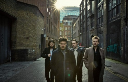 Mumford & Sons. Foto: Facebook