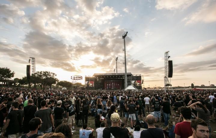 Tra giugno e settembre, sui palchi del Rock in Roma si alterneranno alt-J, Slipknot, Sam Smith, Slash, Mumford & Sons e tanti altri