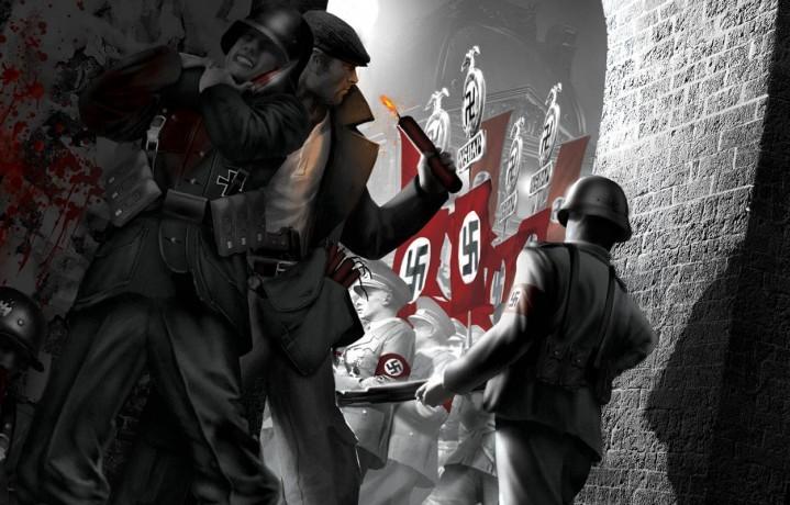 The Saboteur, è un videogioco d'azione con elementi stealth, pubblicato da Electronic Arts nel 2009.