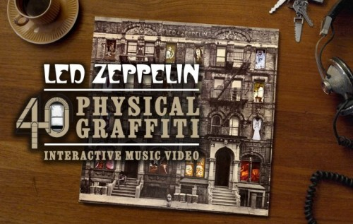 "Il nuovo video dei Led Zeppelin per ""Trumpled Under Foot"""