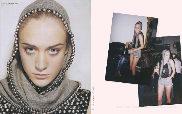 """Dalla raccolta fotografica """"Chloë Sevigny"""", in uscita il 21 aprile"""