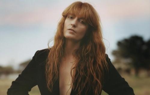 Florence and the Machine in una foto di Tom Beard