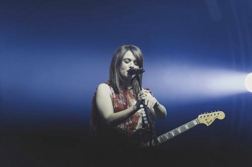 """Carmen Consoli a Roma con il suo ultimo album: """"L'abitudine di tornare"""""""