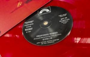 """""""Profondo Rosso"""" è una delle colonne sonore nel box celebrativo in edizione limitata e numerata realizzato da Cinevox il 10 marzo scorso"""