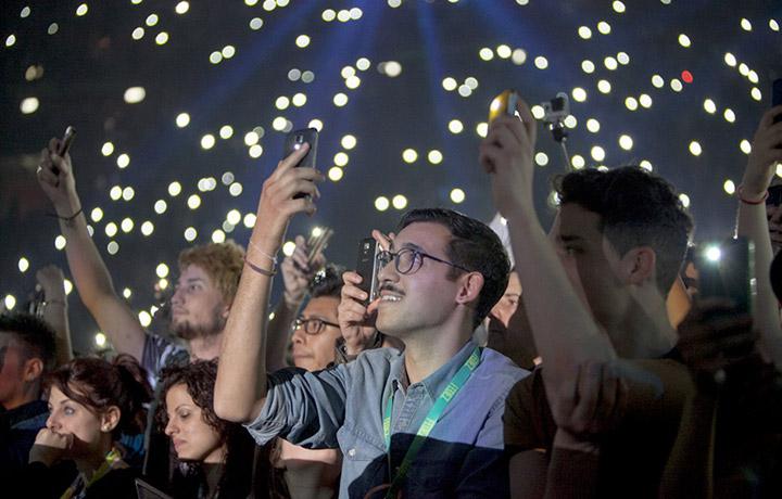 Al concerto di Fedez per Pop-Hoolista Tour al Forum di Assago - Foto di Ikka Mirabelli