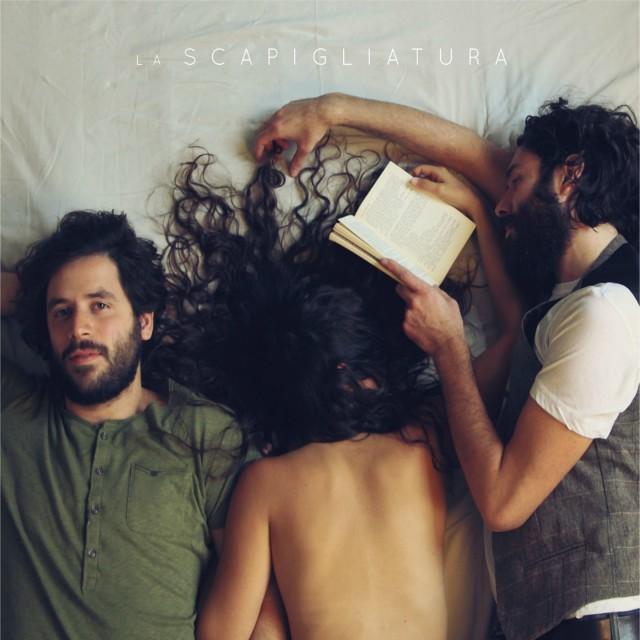 """La copertina dell'album """"La Scapigliatura"""""""