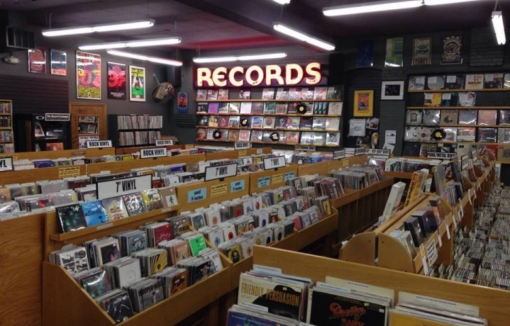 Il Record Exchange di Boise, Idaho (USA).