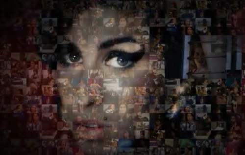 """Un frame del trailer di """"Amy"""""""