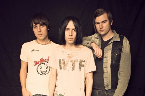 The Cribs, foto stampa