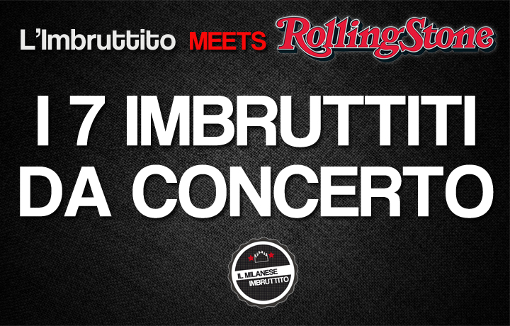 L'Imbruttito Meets Rolling Stone