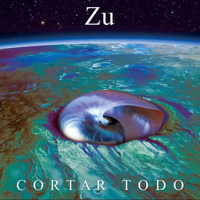 La copertina del nuovo album, Cortar Todo.