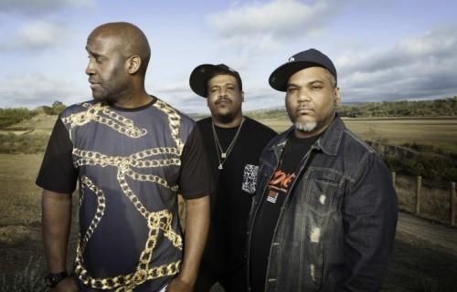 I De La Soul, trio hip hop della vecchia scuola da Long Island, New York