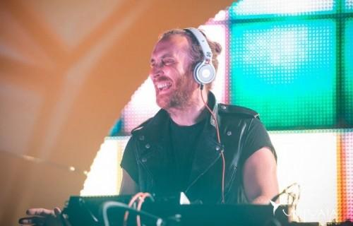 David Guetta, 47 anni e cominciare a sentirli. Foto: Facebook