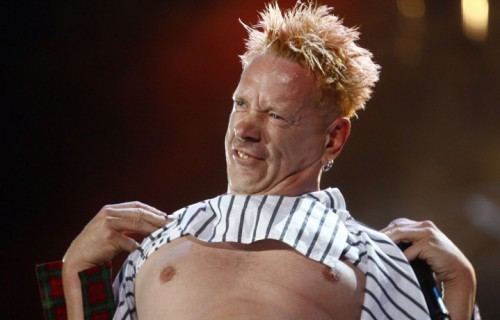"Johnny Lydon ""Rotten"". Foto: Facebook"