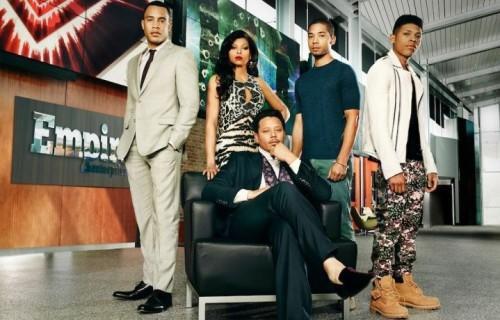 Il cast di Empire, pronto a tornare per la seconda stagione