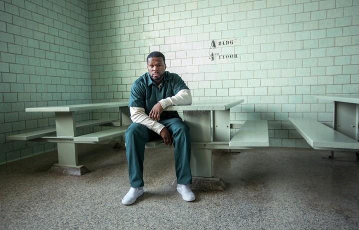 """50 Cent in una scena di """"Power"""""""