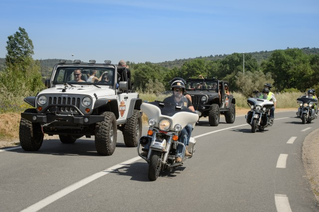 Jeep Harley