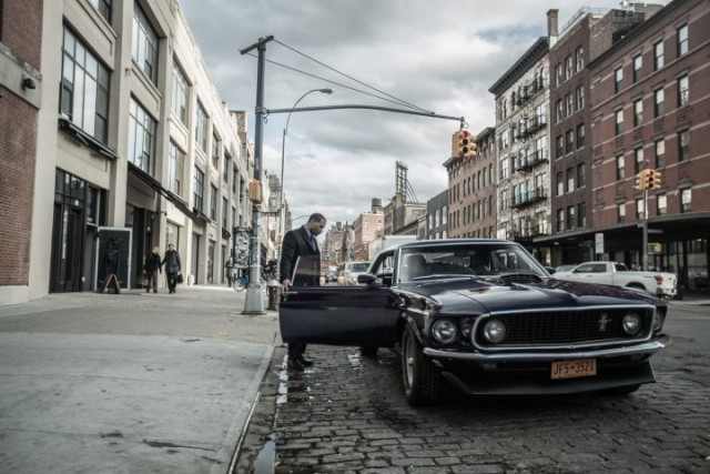 Omari Hardwick nei panni del protagonista Ghost
