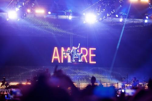 Marco Mengoni, live, concerto, tour, 2015, maggio, Zoppas Arena, Conegliano, Veneto, Parole in Circolo, Guerriero, #mengonilive2015, foto, gallery, Giuseppe Craca