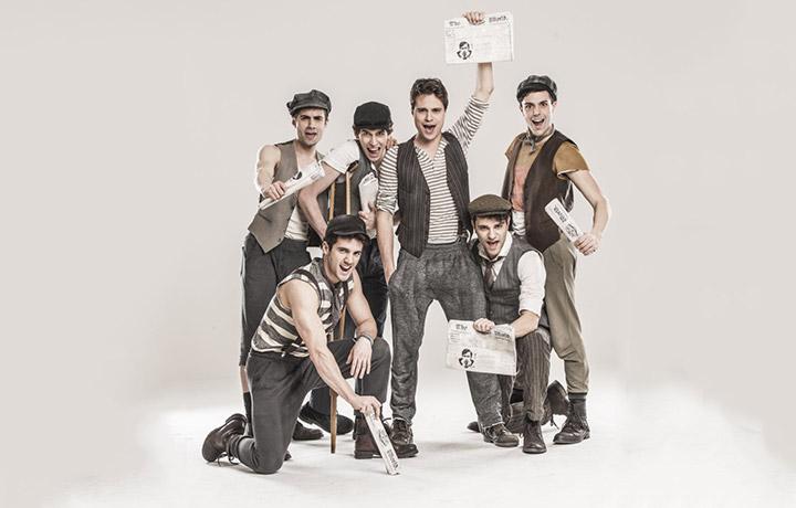 """""""Newsies"""" andrà in scena, in lingua italiana e solo a Milano, al Barclays Teatro Nazionale dal 31 ottobre"""