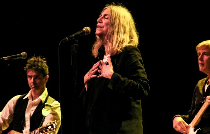 Patti Smith - Foto di Dani Canto
