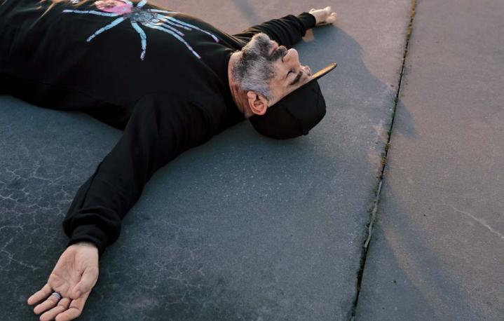 Pierpaolo Peroni, romano, 55 anni, la mente dietro a Top Dj, in onda dal 7 aprile alle ore 22.45 su Sky Uno - Foto di Piotr Niepsuj