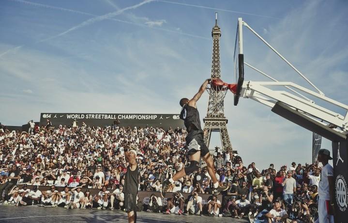 Le celebrazioni per i 30 del marchio Jordan arrivano a Parigi