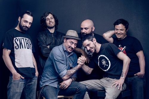 Linea 77, Estathé Market Sound, Mercati Generali, MIlano, live, concerto, back stage, foto, gallery, Robert Shami, Meschina, 2015