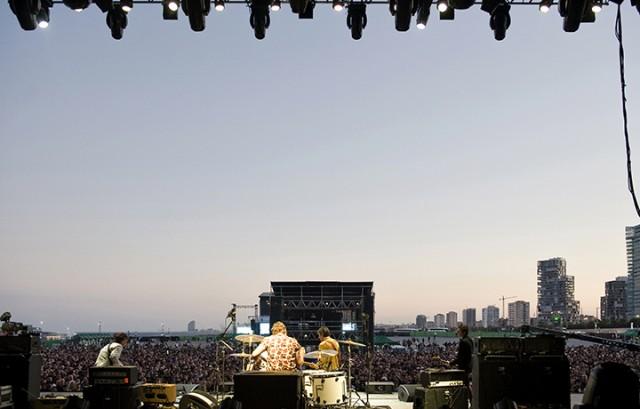 The Replacement hanno suonato un ora filata senza pause il primo giorno del Primavera Sound - Foto di Eric Pamies