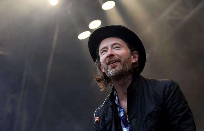 Thom Yorke. Foto: Facebook
